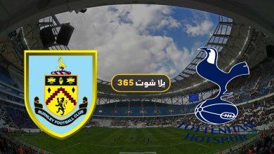 صورة مشاهدة مباراة توتنهام وبيرنلي بث مباشر اليوم 28-2-2021 الدوري الإنجليزي