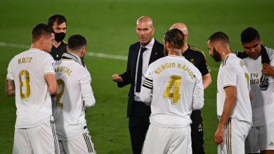 صورة غيابات مؤثرة.. زيدان يعلن عن قائمة ريال مدريد لمواجهة ليفربول