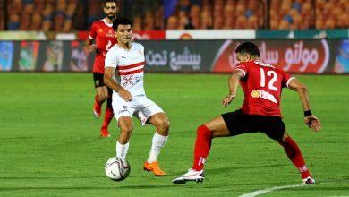 صورة موعد مبارة الأهلي والزمالك فى الدوري المصري
