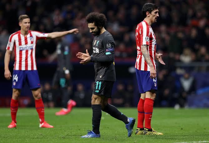 ليفربول وأتلتيكو مدريد مباشر
